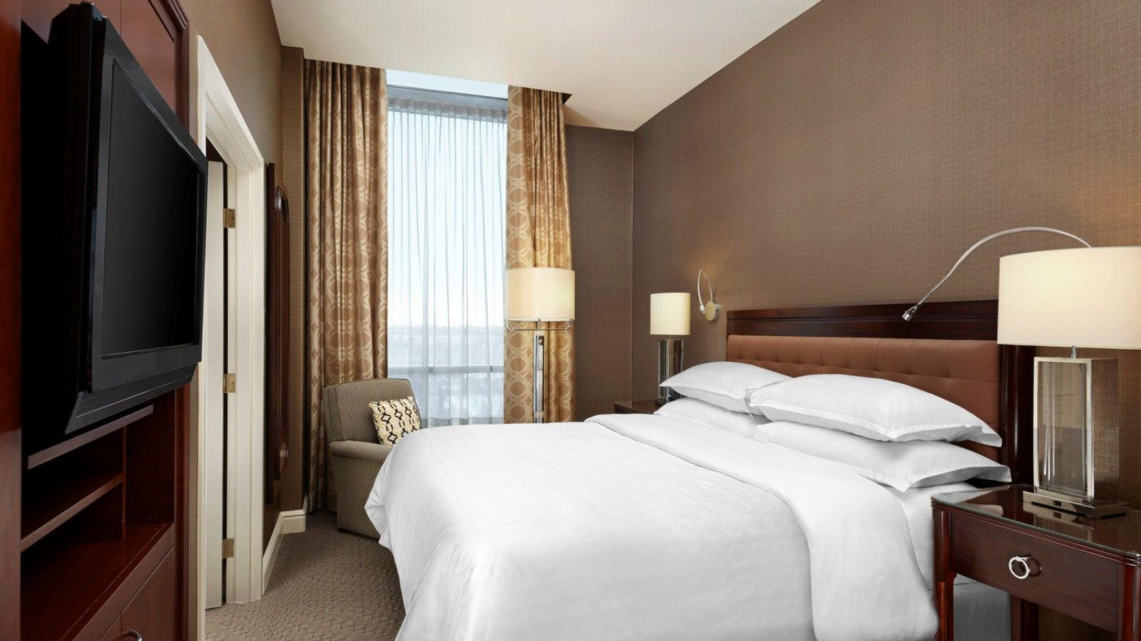 Starwood Suites Sheraton Suites Calgary Eau Claire